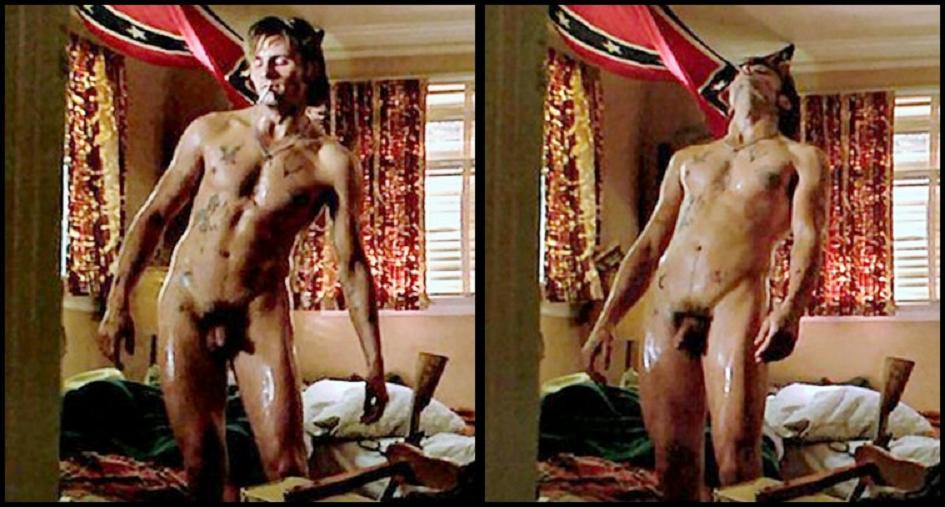 Fotos de desnudos de Viggo Mortensen filtradas en